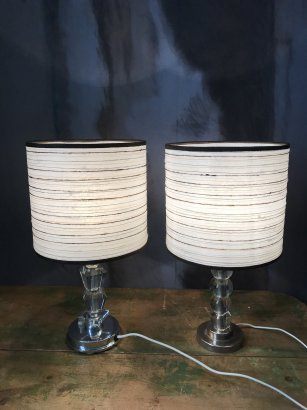 CRYSTAL 'S TABLE LAMPS